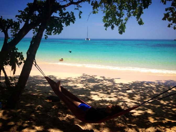 daniel-lying-in-hammock-on-a-beautiful-beach