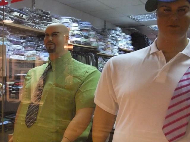 obese mannequins jordan