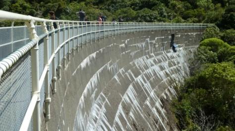 zealandia upper dam